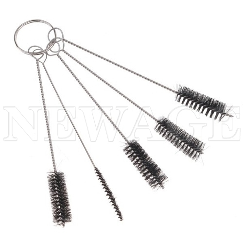 <!080>5 Piece Tube Cleaning Brush