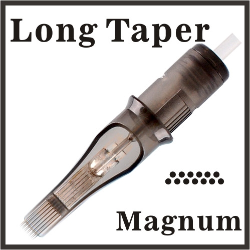 <!010> OPEN ELITE 2 Cartridge Magnum - Long Taper - EOC1205MGL