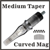 OPEN ELITE Needle Cartridge Curved Magnum - Medium Taper