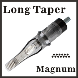OPEN ELITE Needle Cartridge Magnum - Long Taper