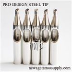 <!160>Pro-Design Steel Tips - Diamond