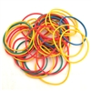 <!040>Mixed Color Rubber Band -BAG OF 100