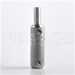<!020> 19mm Pro-Design Stainless Steel Tattoo Grips A