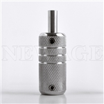 <!040> 25mm Pro-Design Stainless Steel Tattoo Grips A