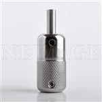 <!090> 25mm Pro-Design Stainless Steel Tattoo Grips F