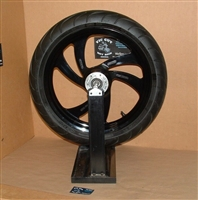 Victory Kingpin 8-Ball Front Wheel & Michelin Tire - Black