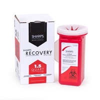 Sharps Recovery System By Mail- with tracking