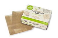 Natural Value-Waxed Paper Bags 60 per box