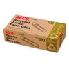 Recycled Paper Clips - Jumbo Size (Case)
