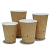 Planet+ Double Wall Hot Cups by Stalk Market- compostable and sustainable