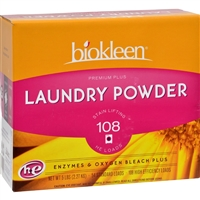 Biokleen Laundry Powder - Premium Plus