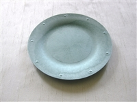 Compostable Blueware Party Plates 7""