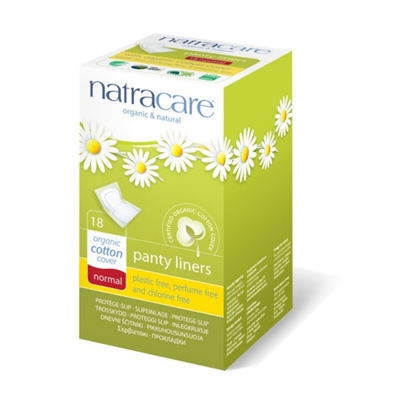 Natracare Organic Cotton Panty Liner