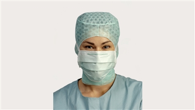 Molnlycke Barrier Medical Face Mask, Special- with ties- box of 60