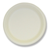 "Small Round Plates- Tree-free, made from Sugar Cane, 6"" or 7"""