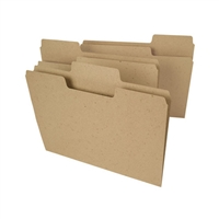 Smead tree-free file folders made of bagasse