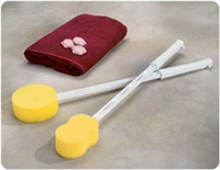 Bath Sponges by Sammons Preston