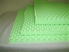 Convoluted Foam Bed Pad