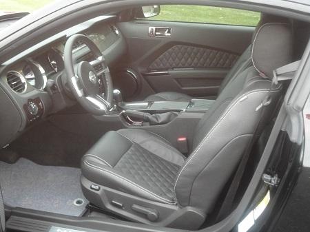 2010 2012 Mustang Mrt Predator Interior Package