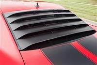2010-2015 Camaro MRT Aluminum Rear Window Louver