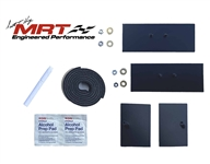 2010 - 2015 Camaro MRT Rear Window Louver Hardware Kit