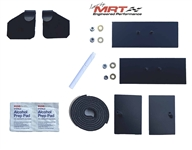 1994 - 2004 Mustang MRT Replacement Louver Hardware Kit