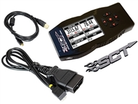 1994 - 2018 Ford Vehicles SCT X4 Power Flash Tune Programmer