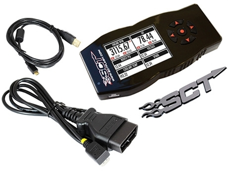 <strong>2008 - 2015 GM</strong><br>SCT Performance X4 PowerFlash Tune Programmer