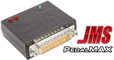 JMS PedalMAX Throttle Controller for 2011 - 2018 Ford Vehicles