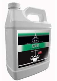 Aero Shine Dry Wash & Speed Wax 1gal #80Z028