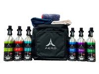 Aero Premium Car Detail Kit : 16oz 6-pack #80Z004