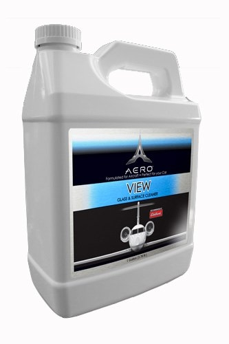 Aero Glass & Surface Cleaner 1 Gal. #80Z029