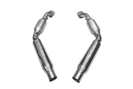 2010 - 2011 Camaro V6 High FLow Catalytic Converters by Solo Performance 90N182