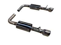 2011 - 2017 Explorer Axle-Back Premium Exhaust System 90R210