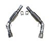 2010 - 2015 Camaro V6 MRT Version 1 Axle-Back Performance Exhaust System 91A176