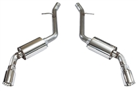 2012 - 2016 Jeep Grand Cherokee SRT Axle-Back Performance Exhaust System 92P110