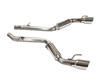 2016-2018 Camaro LGX V6 Version 1 Axle-Back Performance Exhaust System 91U800