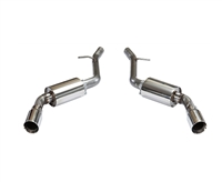 2016+ Camaro LGX V6 MRT Version 2 Axle-Back Performance Exhaust System 91U801