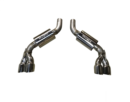 2016 - 2020 Camaro SS LT1 Version 2 Axle-Back Performance Exhaust System 91U843