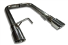 2015 - 2018 Mustang EcoBoost Muffler Delete Axle-Back Performance Exhaust System 91U903