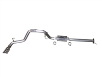 2019-2020 Toyota Tacoma MRT Version 1 Cat-Back Premium Exhaust System#91Z160