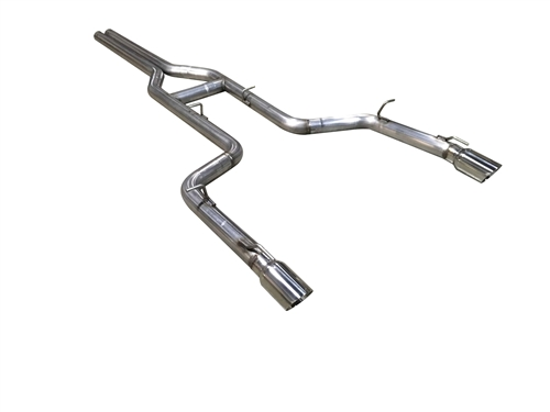 2012 - 2014 Dodge Charger SRT8 MRT Level 1 Cat-Back Performance Exhaust System 92G144