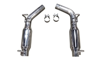 2016 - 2020 Challenger V6 MRT Axle-Back Performance Exhaust System 92G150