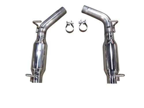 2016 - 2018 Challenger V6 MRT Axle-Back Performance Exhaust System 92G150