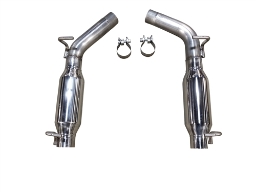 2016 - 2018 Charger V6 MRT Axle-Back Performance Exhaust System 92G157