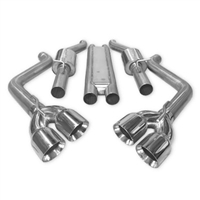2019-2020 Challenger Hellcat Version 3 Cat-Back : DMS  Premium Exhaust System 92G165