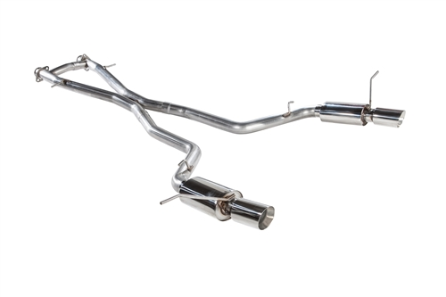 2012 - 2020 Jeep Grand Cherokee SRT/ SRT8 Cat-Back Performance Exhaust System 92P110