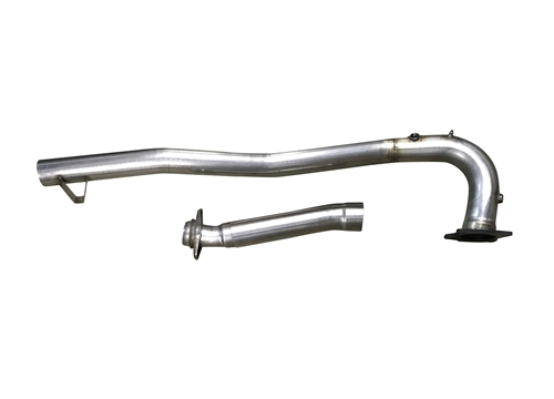 2015 - 2018 Subaru WRX MRT Performance J-Pipe without Cat 92P113