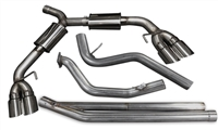 2015 - 2016 Subaru WRX/STI MRT Version 1 Performance Exhaust System, Cat-Back Only