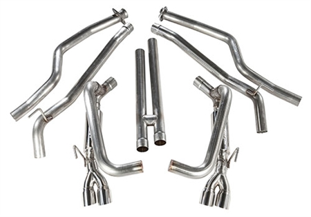 2014 - 2017 Chevy SS MRT Drone Management System (DMS) Cat-Back Premium Exhaust System 92S000